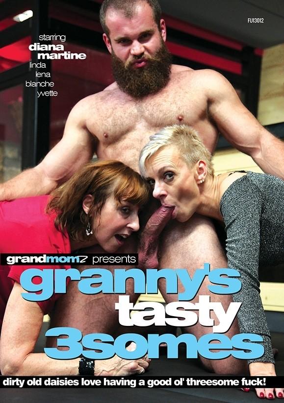 Granny's Tasty Threesomes