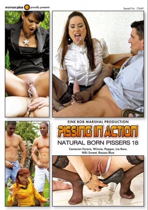 PISSING IN ACTION 18 (SI)