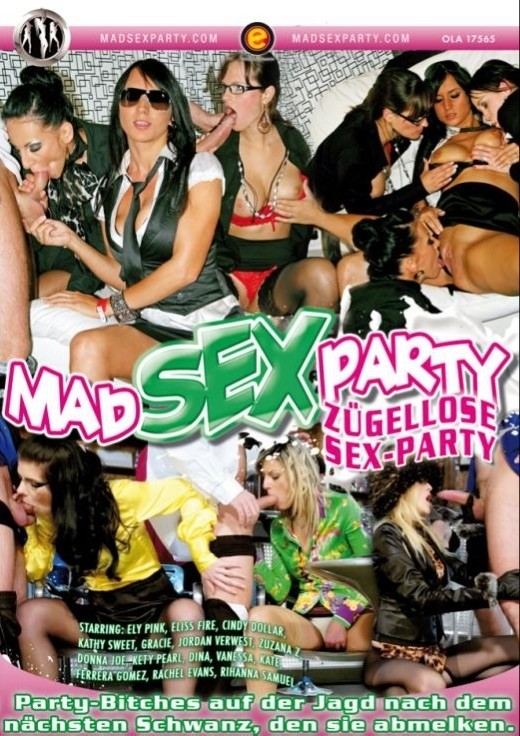 ZÜGELLOSE SEX PARTY