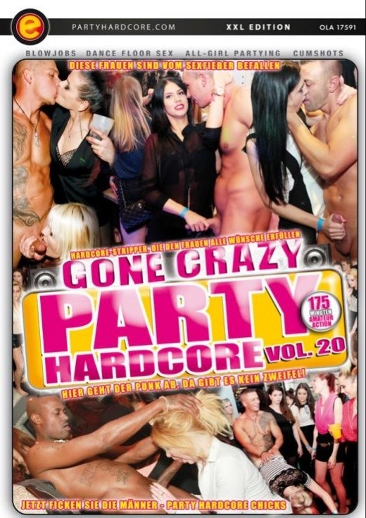PARTY HARDCORE GONE CRAZY 20