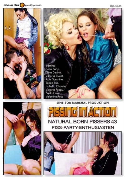 PISSING IN ACTION 43 (SI)