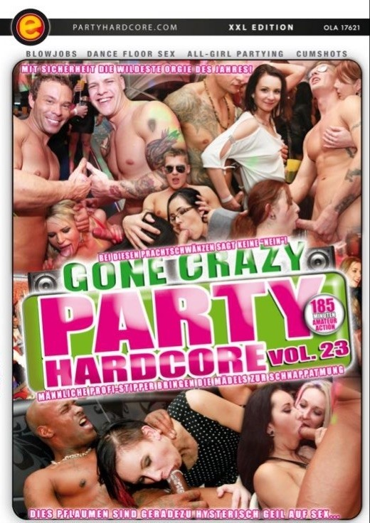 PARTY HARDCORE GONE CRAZY 23