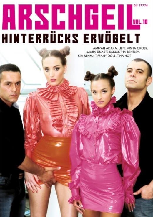 ARSCHGEIL:HINTERRÜCKS ERVÖGELT ANAL OFFENCE VOL.10 ANAL WHORES READY FOR MORE