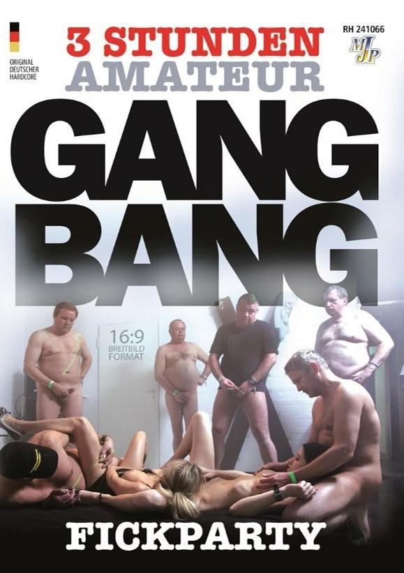 3 Stunden – Gang Bang Amateur Fickparty