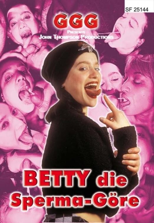 BETTY DIE SPERMAGORE