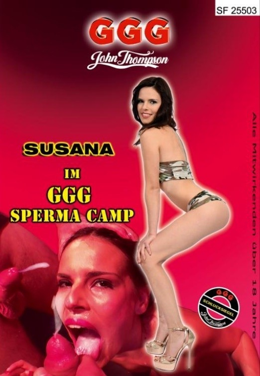 SUSANNA IM GGG SPERMA CAMP