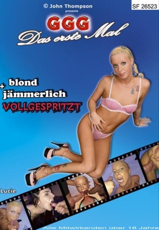 BLOND+JAMMERLICH VOLLGESPRITZT