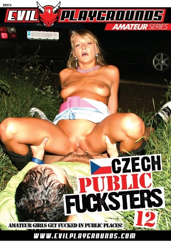 CZECH PUBLIC FUCKSTERS 12