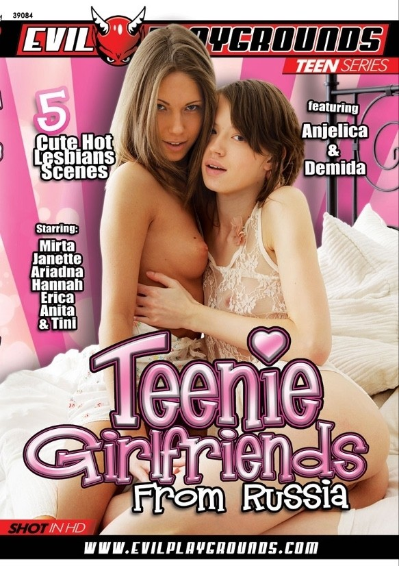 TEENIE GIRLFRIENDS FROM RUSSIA