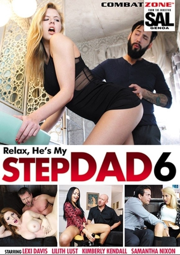 Relax, Hes My Stepdad 6