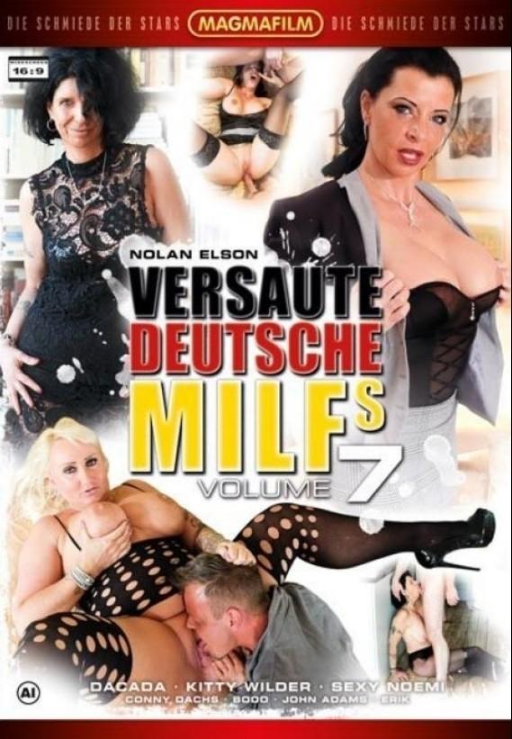 Deutsche versaute milf