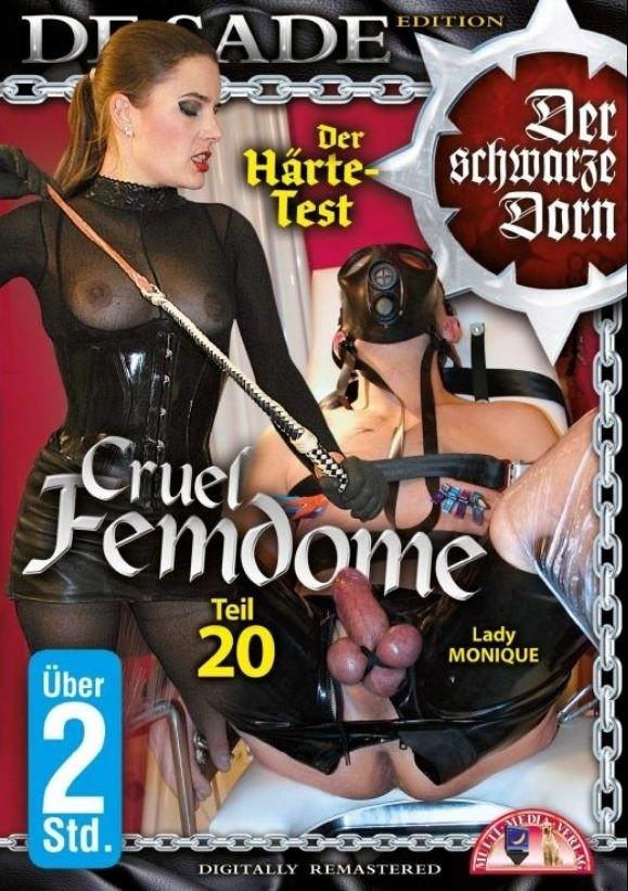 Cruel Femdome 20 Der Hartetest