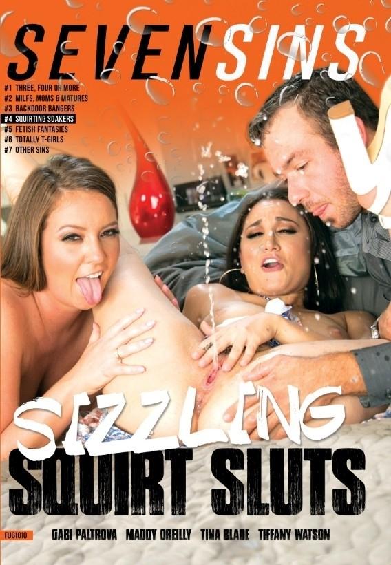 Sizzling Squirt Sluts