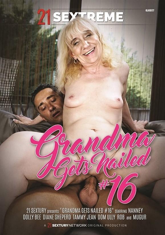 Grandma Gets Nailed #16