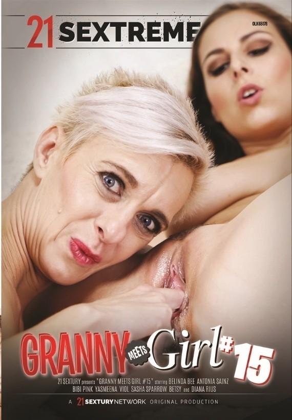 Granny Meets Girl 15