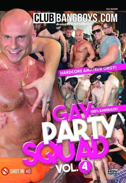 GAY PARTY SQUAD 4