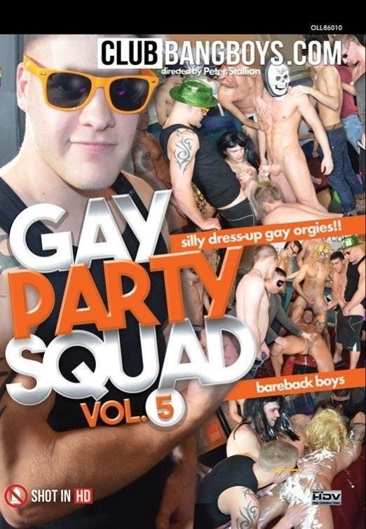 GAY PARTY SQUAD  5