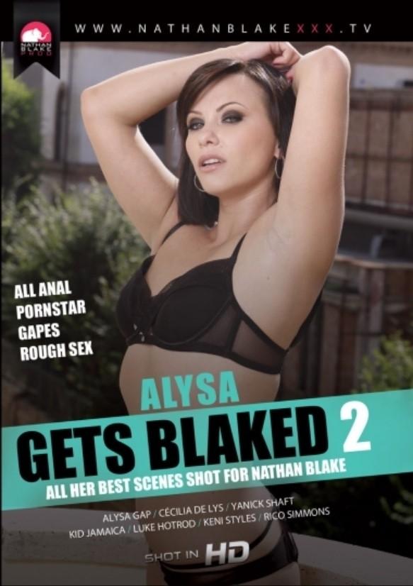 ALYSA GETS BLAKED 2