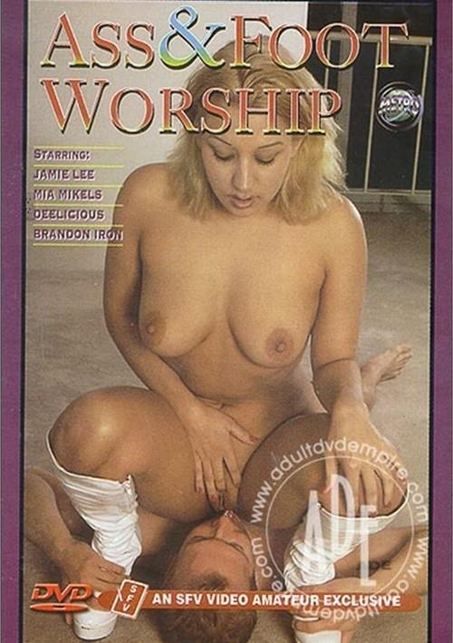 Ass & Foot Worship