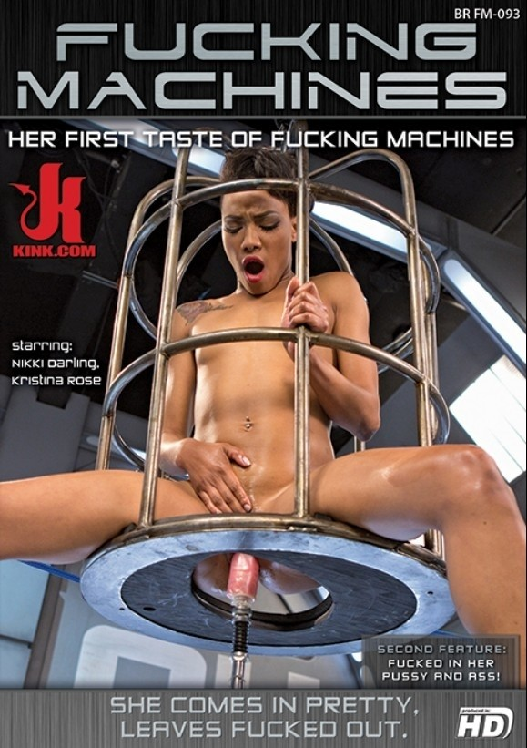 Her First Taste of Fucking Machines