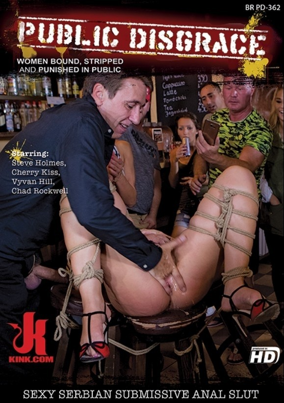 Sexy Serbian Submissive Anal Slut