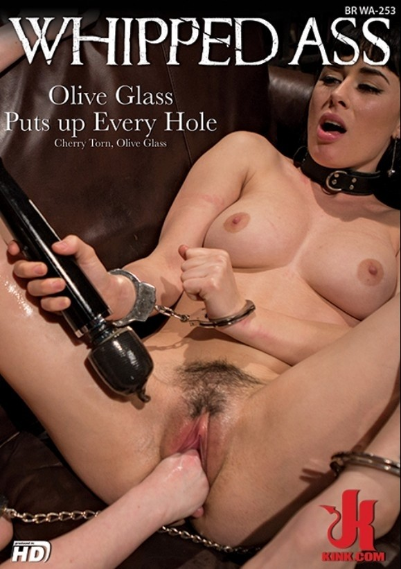 Olive Glass Puts up Every Hole