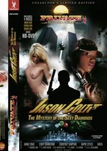 JASON COLT-THE MYSTERY 4er
