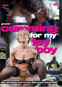 Cumming for My Toyboy