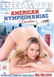 AN AMERICAN NYMPHOMANIAC IN LONDON