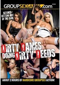 Dirty Dames Doing Dirty Deeds