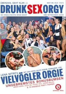 LENA NITROS VIELVÖGLER ORGIE / ALTER EGO ORGY