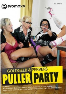 Puller Party - Goldgelb & Pervers