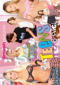 BOX TEENS (6xDVD-PACK)