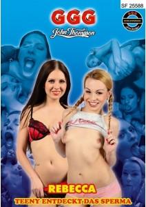 JOHN THOMPSON GGG - Rebecca: Teeny Entdeckt Das Sperma