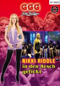 Nikki Riddle - In Den Arsch Gefickt