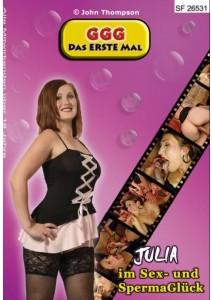 JULIA IM SEX-UND SPERMAGLUCK
