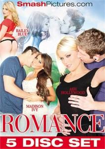 BOX ROMANCE (5xDVD-PACK)
