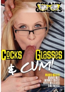 Cocks Glasses & Cum