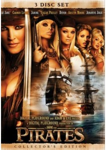 Pirates 1 (3XDVD-PACK)