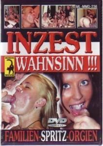Inzest - Wahnsinn Familien-Spritz-Origien