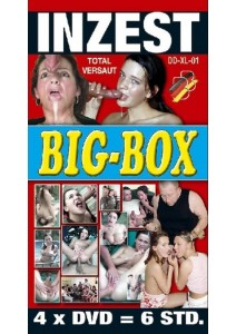 Big-Box 6Std. Inzest (4 DVD)