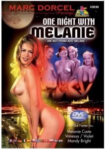 ONE NIGHT WITH MELANIE