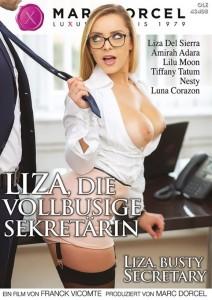 Liza, Die Vollbusige Sekretärin / Liza, Busty Secretary / Liza, Secretaire Aux Gros Seins