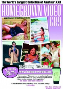 Homegrown Video 689: Gleaming The Pubes