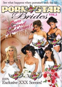 Porn Star Brides Vol. 1