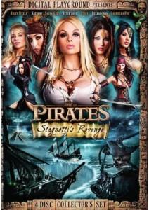 Pirates 2 - Stagnetti's Revenge (4xDVD-PACK)