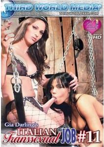 Italian Transsexual Job #11
