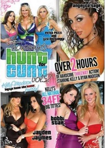 Housewifes Hunt for Cunt Vol. 02