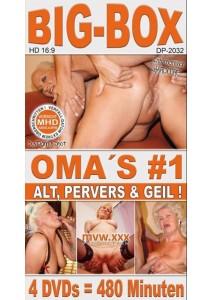 BOX Big-Box Omas #01 Alt, pervers & geil!