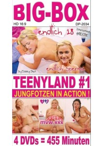 BOX Big-Box Teenyland #01 (4 DVD)